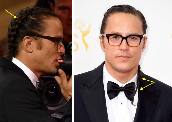 Cary Fukunaga and his amazing braids