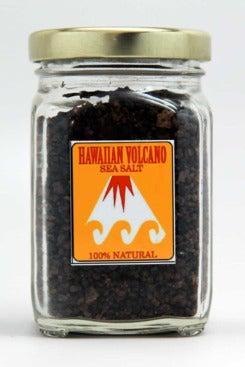 Kiawe Smoked Sea Salt.