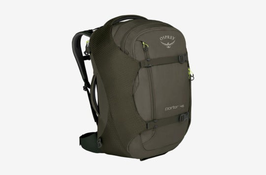 Osprey Packs Porter 46L Backpack.
