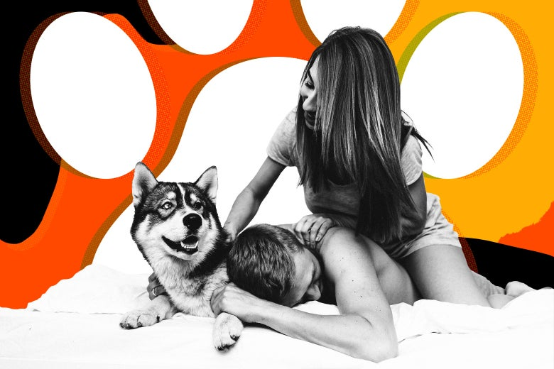 Dear Beast Mode: My Dog Is Ruining My Sex Life. Can I Make Her Less Jealous?