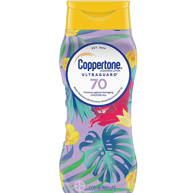 Coppertone Ultra Guard Sunscreen Lotion SPF 70