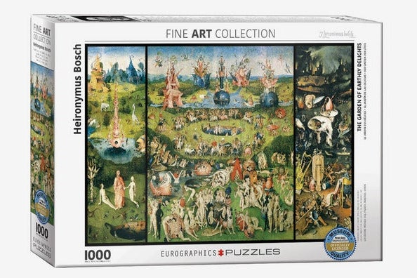 The Garden of Earthly Delights by Heironymus Bosch