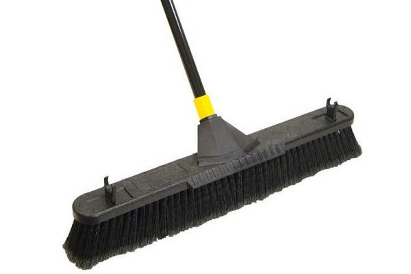 Quickie Bulldozer Push Broom