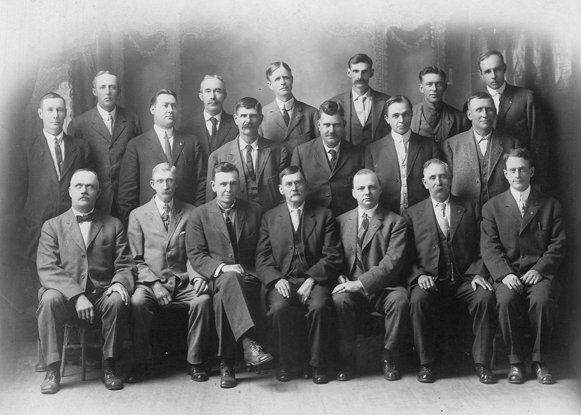 1923 Federal Grand Jury, Deadwood, South Dakota.