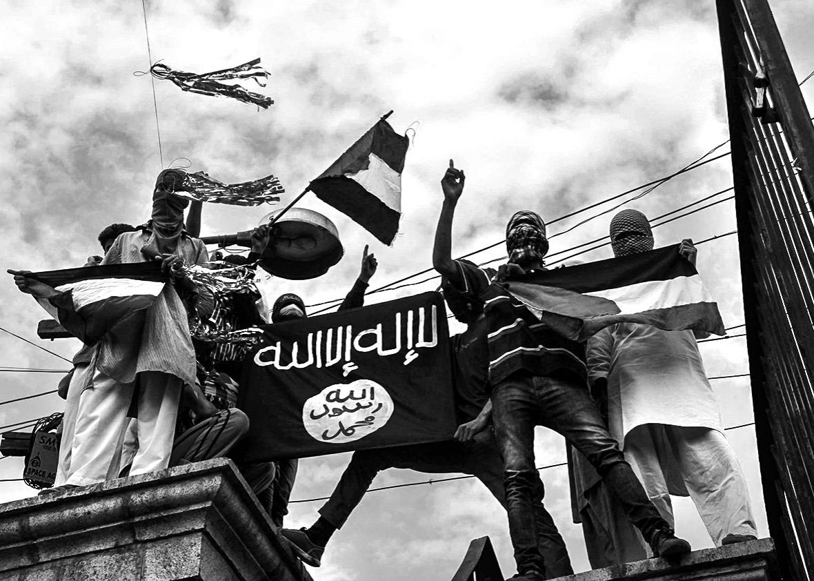 ISIS and ISIL.