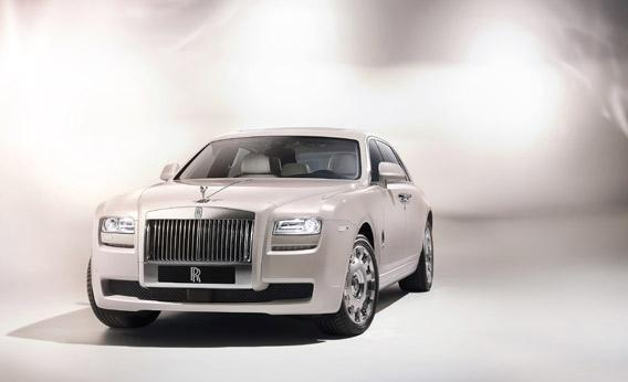 Rolls-Royce Motor Cars presents the Ghost Six Senses concept.