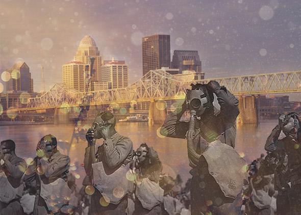 Allergy season in Louisville, KY.
