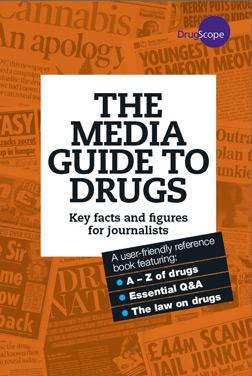 """""""The Media Guide to Drugs."""""""