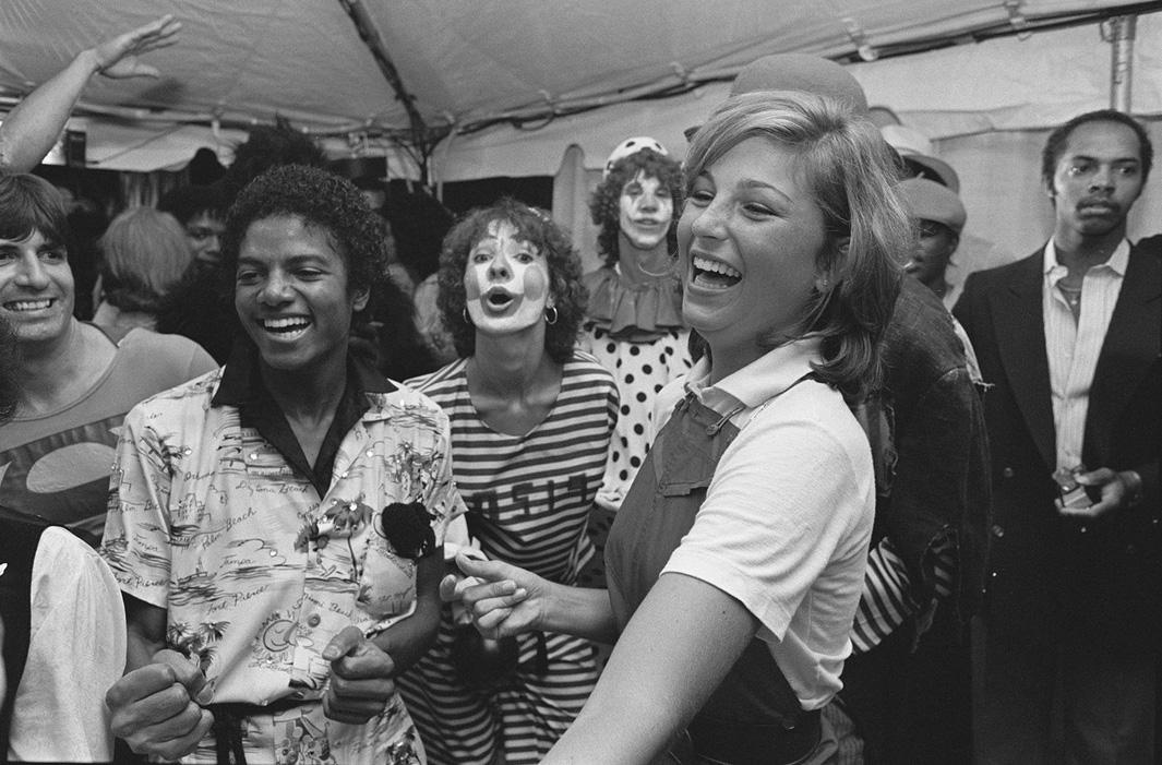 Michael Jackson's record company held a gold record party inside,Michael Jackson's record company held a gold record party inside a bank vault in Beverly Hills in 1982. Michael's good friend Tatum O'Neal was there too. At one point Michael danced with Tatum. I never saw Michael again.