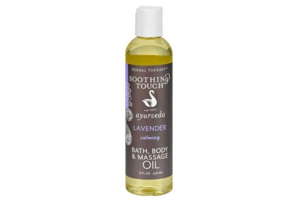 Soothing Touch Lavender Bath and Body Oil