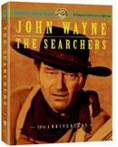 The Searchers DVD cover
