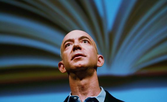 "Jeff Bezos: the ""Crazy Eddie"" of the tech world?"