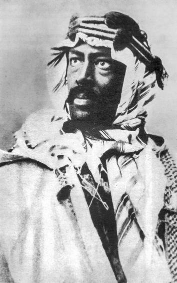 Russian actor Constantin Stanislavski as Othello in 1896.