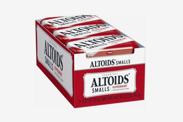 Altoids Smalls Peppermint Breath Mints