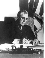 FDR had to fight for the New Deal