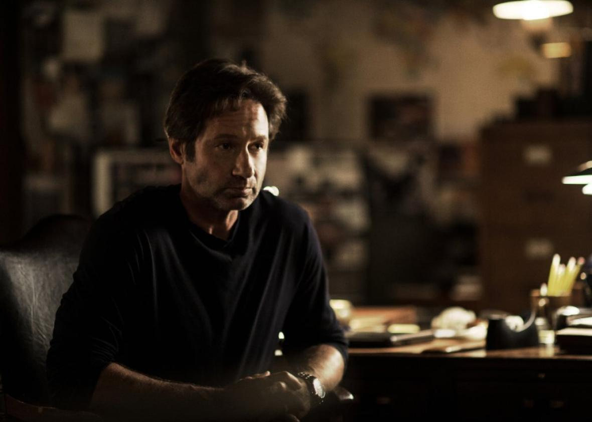 "In the X-Files reboot, Mulder's motto ""I want to believe"" has lost"