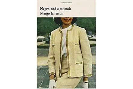 Negroland book cover.