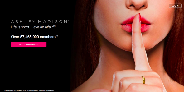 Search ashley madison by name