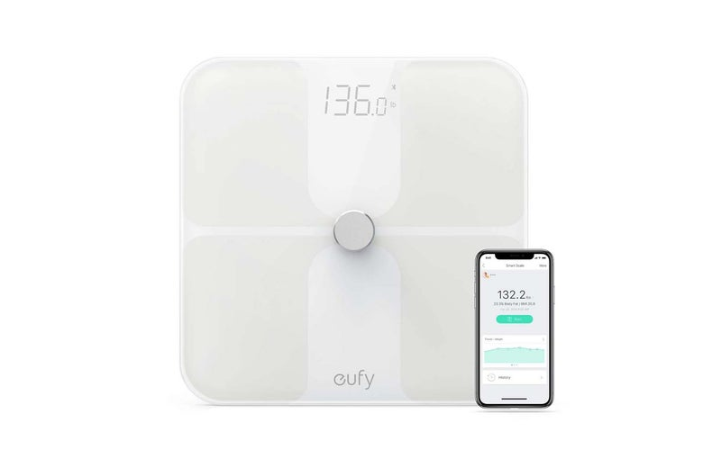 Eufy BodySense Smart Scale.