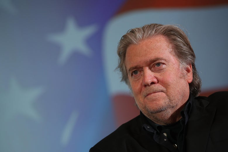 Steve Bannon Will Set Up Foundation to Boost the Far-Right in Europe
