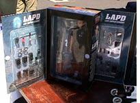 LAPD action figures
