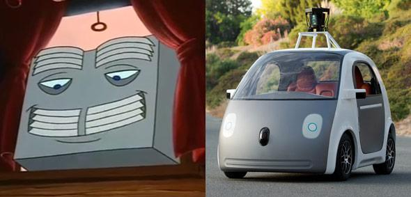 The evil air conditioner from the Brave Little Toaster courtesy of Buena Vista Pictures