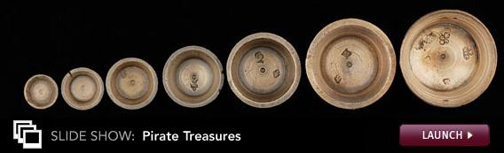 Slide Show: Pirate Treasures. Click image to launch.