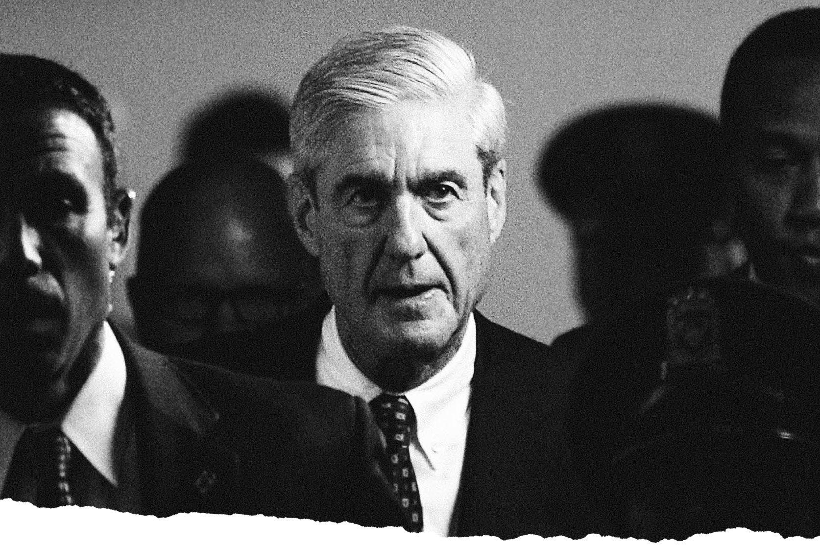 Robert Mueller.