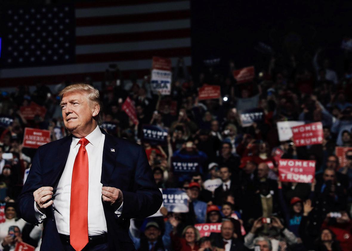 Trump Hershey Pennsylvania