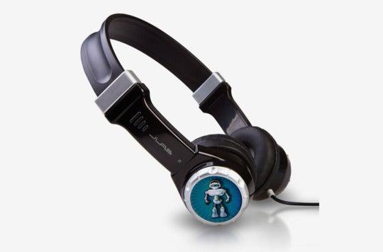 JLab Audio JBuddies Kids — Volume Limiting Headphones.