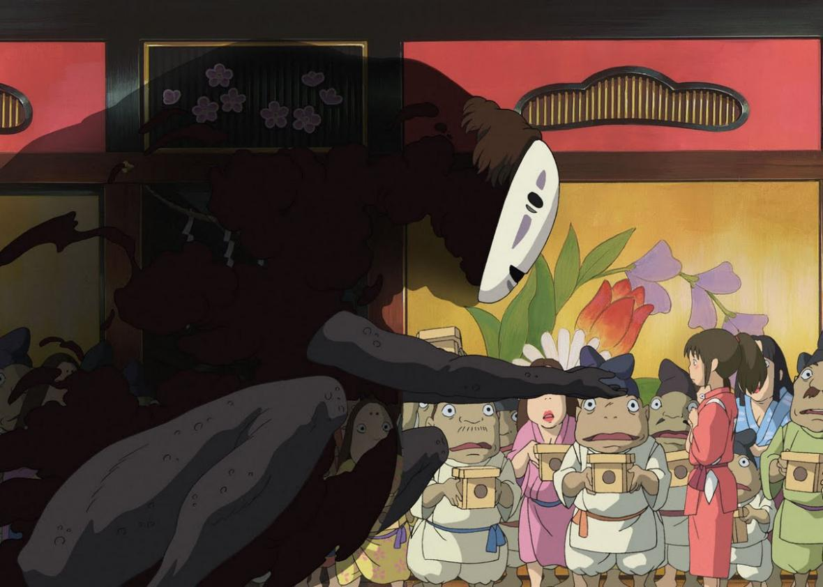 Hayao Miyazaki S Animated Classic Spirited Away Comes To Theaters This Weekend