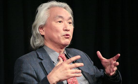 Physicist Michio Kaku.