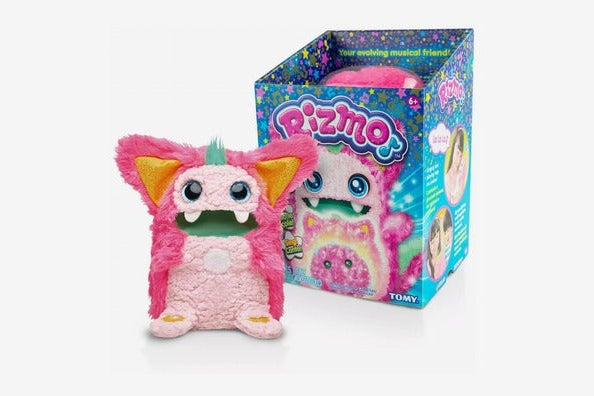 Rizmo Interactive Evolving Musical Plush Toy