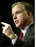 Howard Dean, for the health of the country