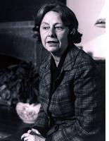 Elizabeth Hardwick. Click image to expand.