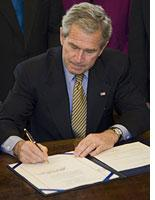 George W. Bush. Click image to expand.
