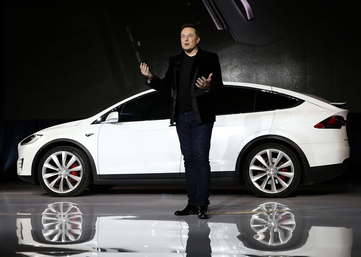 Is Tesla gearing up to compete with Uber?