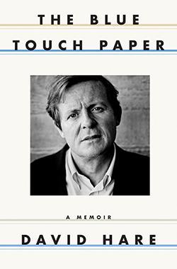 David Hare cover.