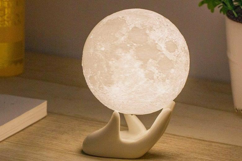 Mydethun Moon Lamp Moon Light.