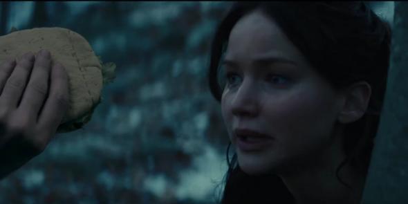 Katniss Loves Pita Not Peeta A Terrific Hunger Games Parody From