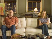 Vince Vaughn and Jennifer Aniston in The Break-Up          Click image to expand.