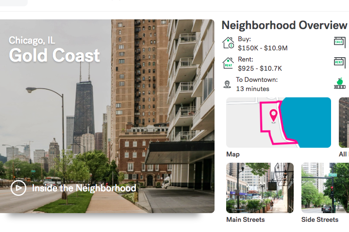 Trulia Neighborhoods aims to be the definitive database of American on