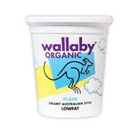 Wallaby Yogurt.