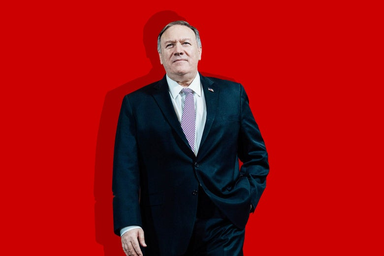 This Is Still Happening: Mike Pompeo