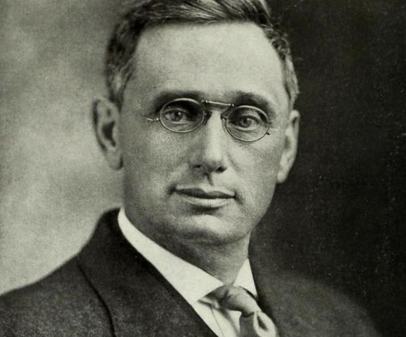 Justice Louis Brandeis circa 1916.