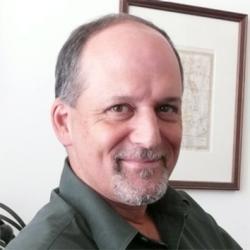 Professor Geoff Marcy.
