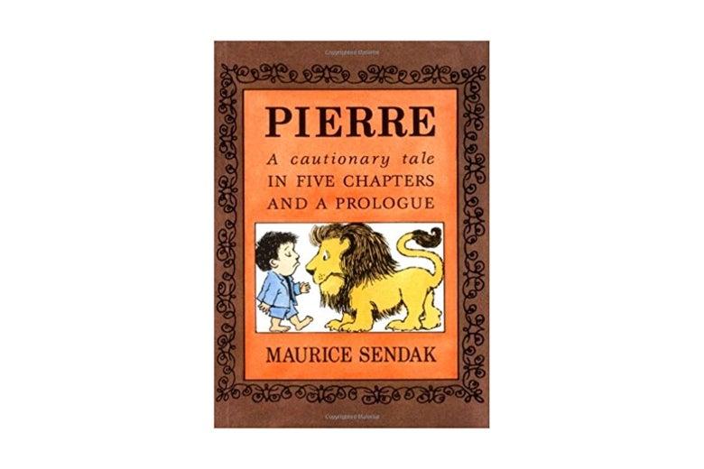 Pierre book cover