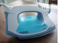 Oliso Touch & Glide Steam Iron.