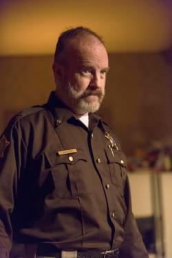 Jim Beaver as Shelby Parlow in Justified.