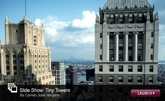 Slide Show: Tiny Towers. Click image to launch.